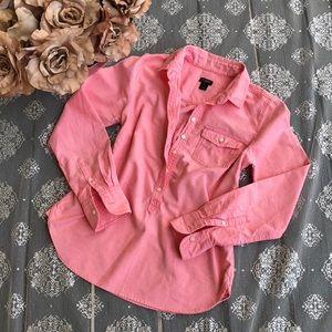 J. crew Oxford Button-down shirt